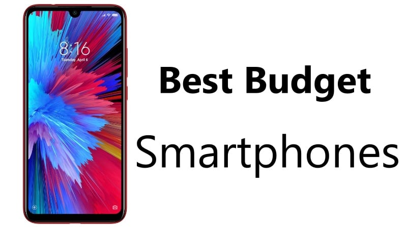 The Top Budget Smartphones You Can Buy In 2019