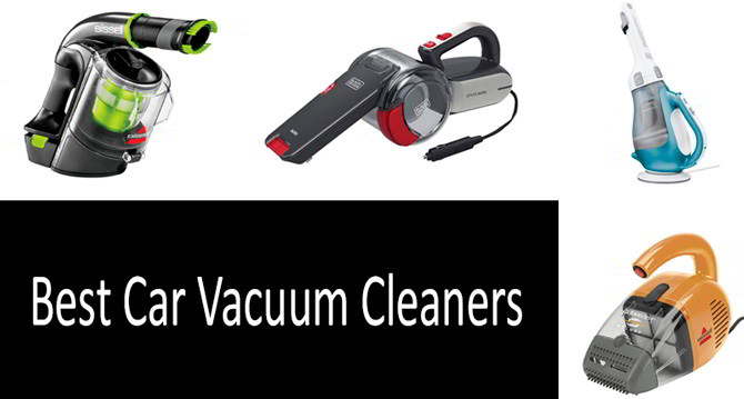 Best Car Vacuum Cleaners – That You Can Buy for your cars
