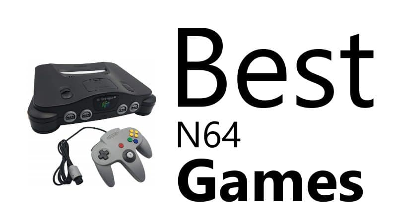 Best N64 Games That Are Still Iconic In 2019