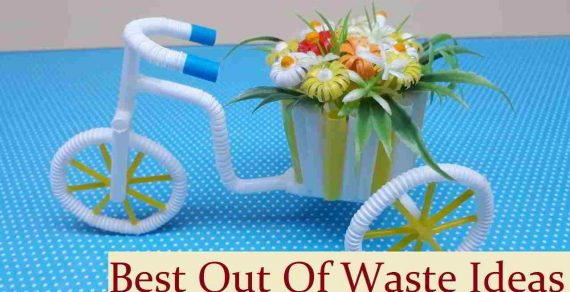 Best Out Of Waste Ideas To Clear The Waste Products From Your House