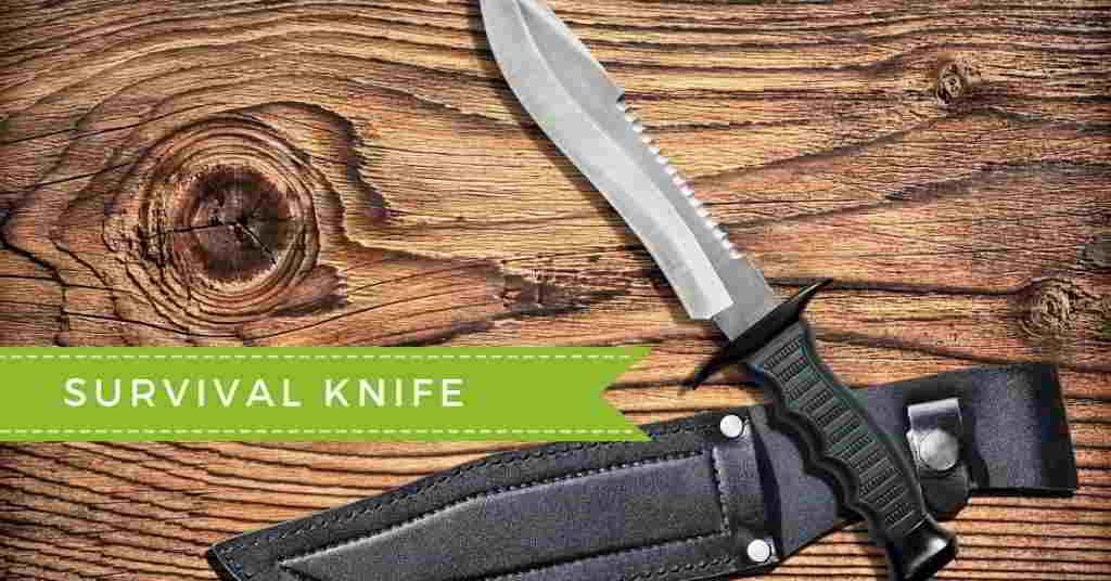 Finding The Best Survival Knife In The World