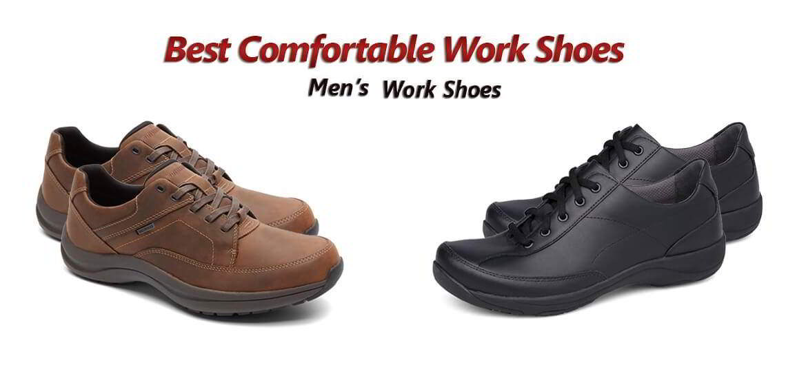 Best Work Shoes For Men That You Can Buy Right Now