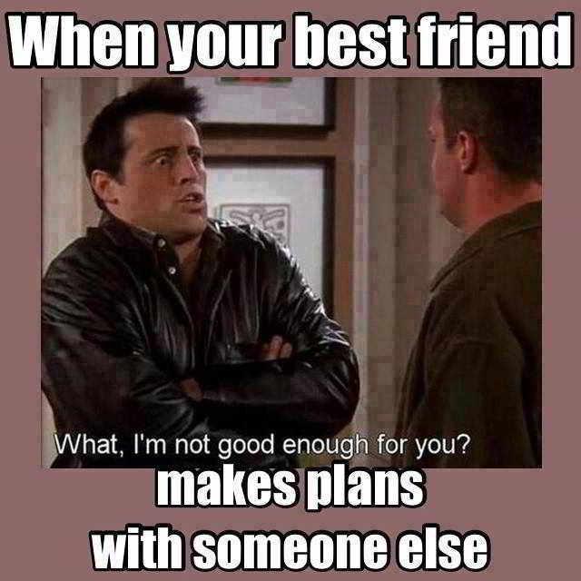 I Love My Best Friend Meme 3