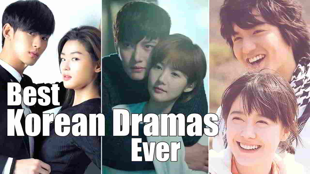 Top Korean Drama Movies Of All Time – You Should Not Miss Watching