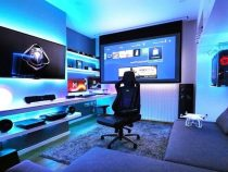 How To Construct The Ultimate Home Gaming Room